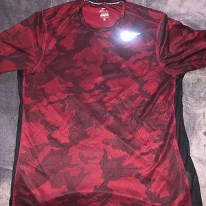 Nike dri-fit T-shirt.